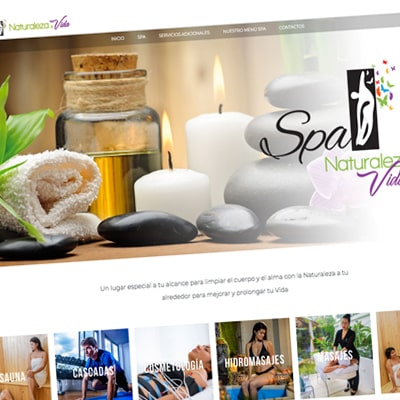 Spa Naturaleza & Vida