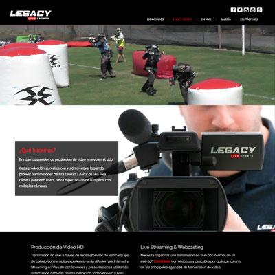 Legacy Live Sports